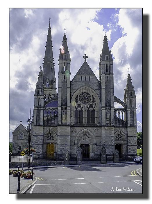 photoblog image Letterkenny Cathedral