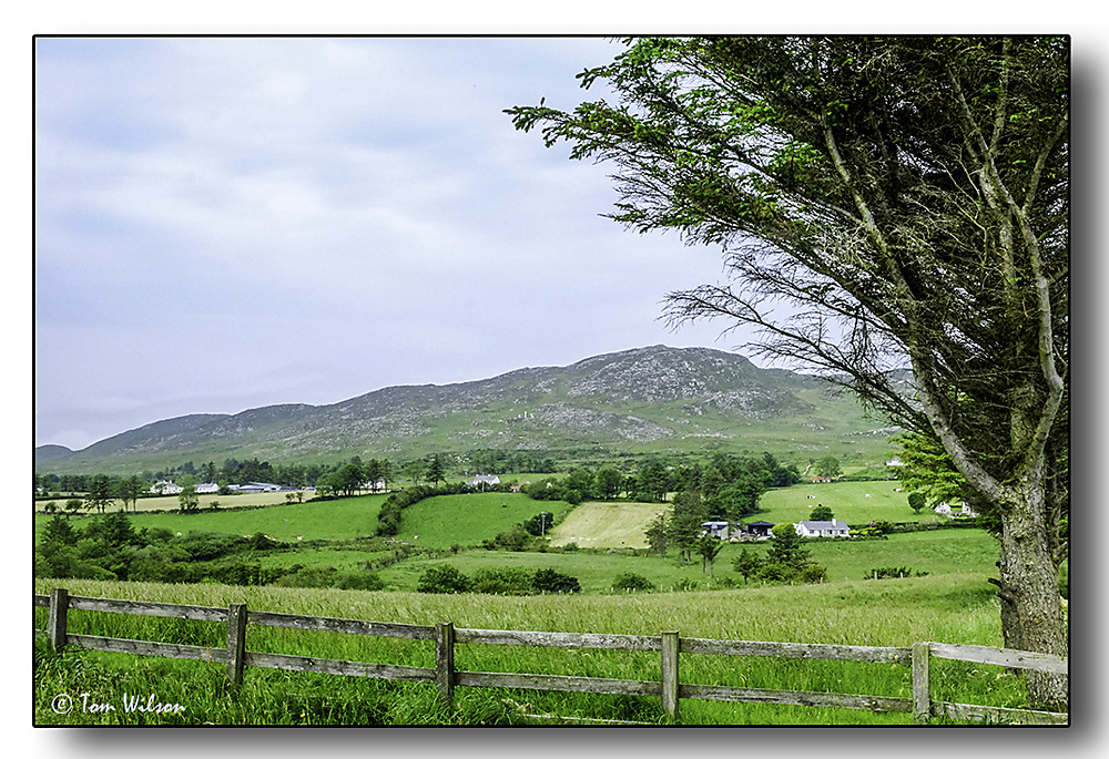 photoblog image Donegal landscape