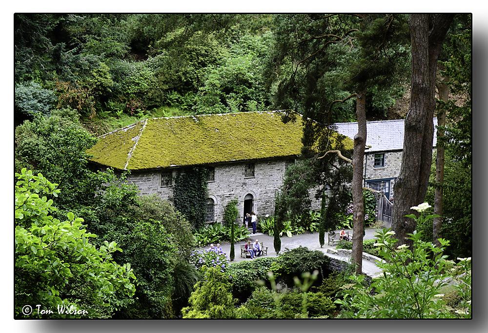photoblog image The Old Mill, Bodnant Gardens