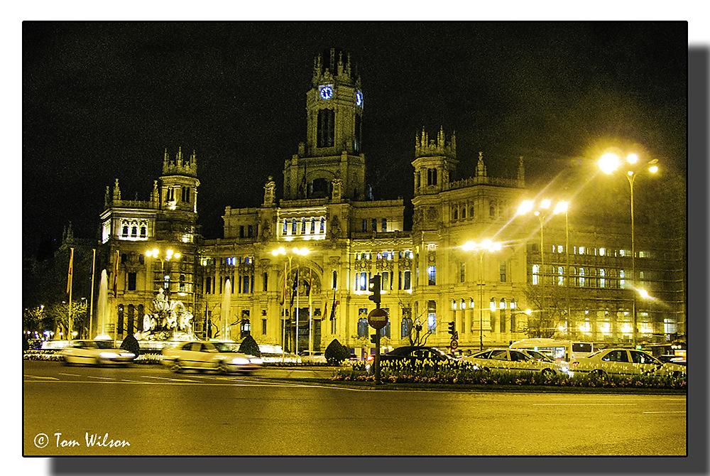 photoblog image City Hall, Madrid