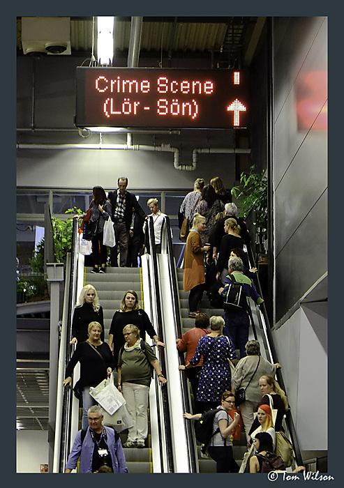 photoblog image Crime Scene