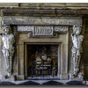 Seaton Delaval Hall - Fireplace