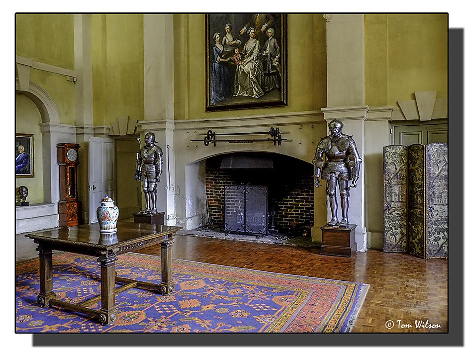 photoblog image Seaton Delaval Hall