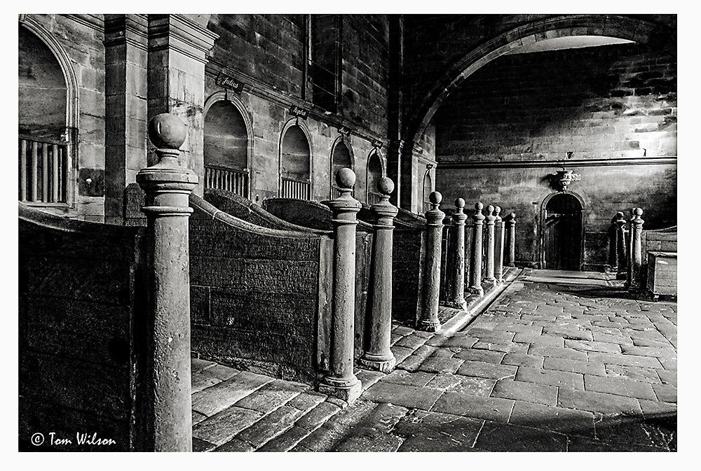 photoblog image Seaton Delaval Hall - stables