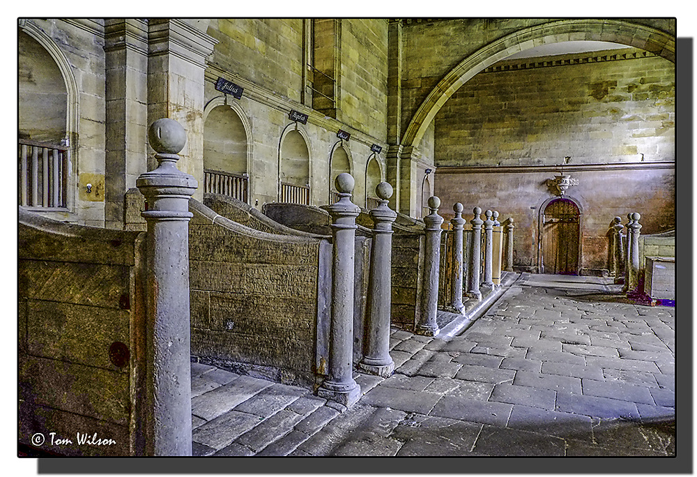 photoblog image Seaton Delaval Hall - Stables