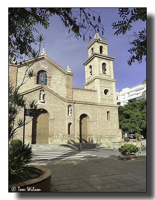 photoblog image Inmaculada Concepcion Church