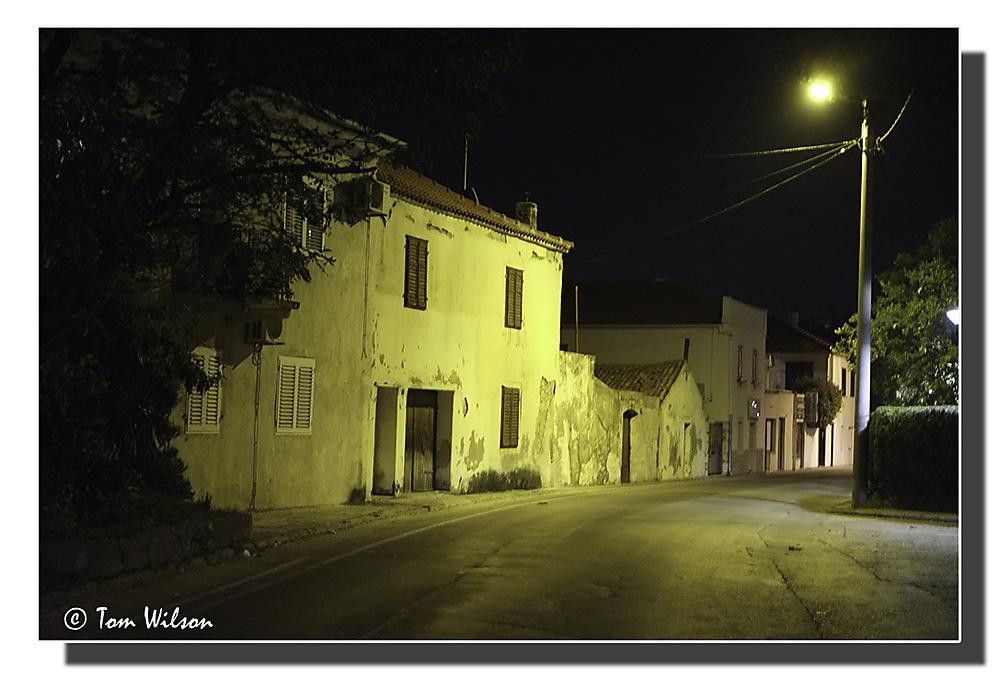 photoblog image Zadar by night - 3