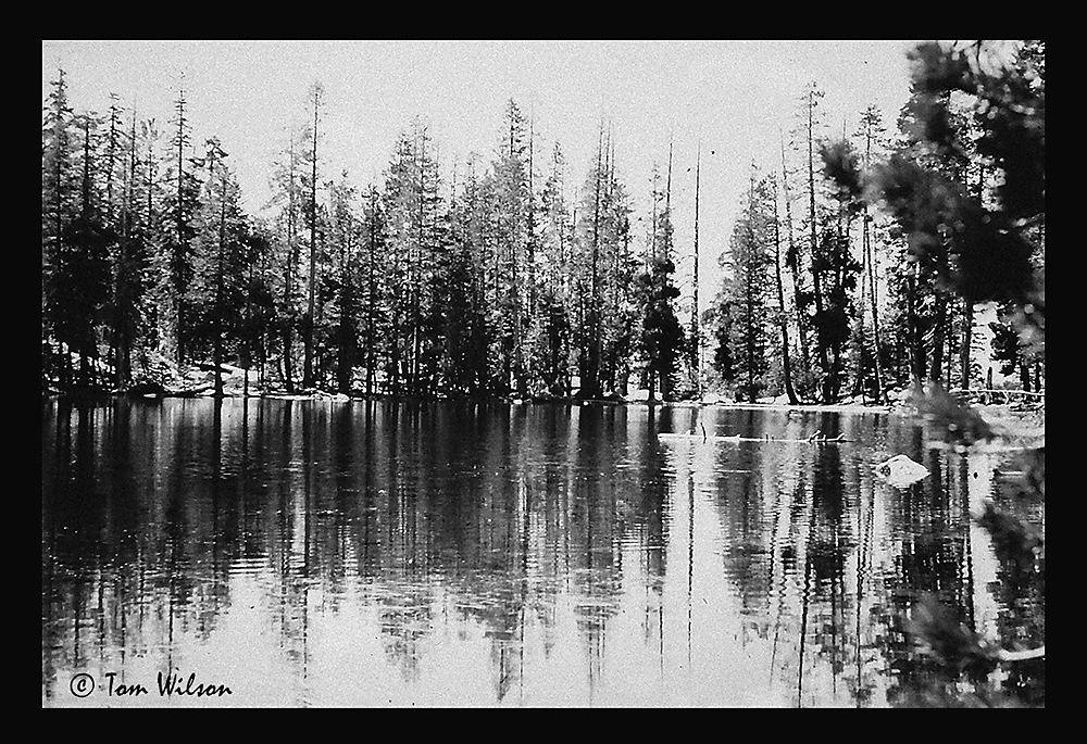 photoblog image Yosemite Lake