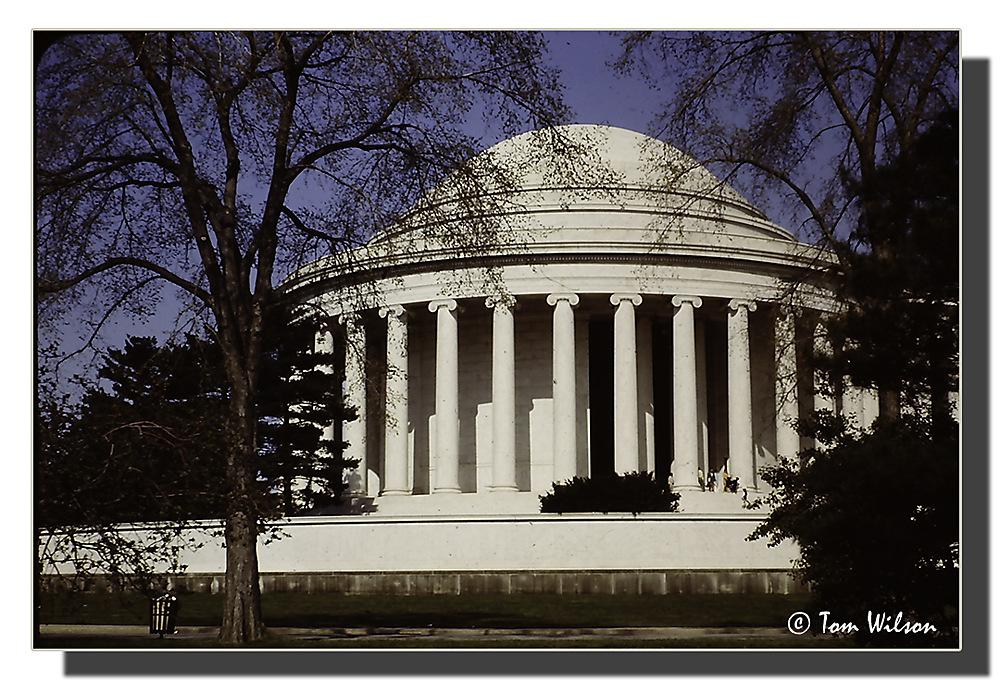 photoblog image Jefferson Memorial - Washington, DC