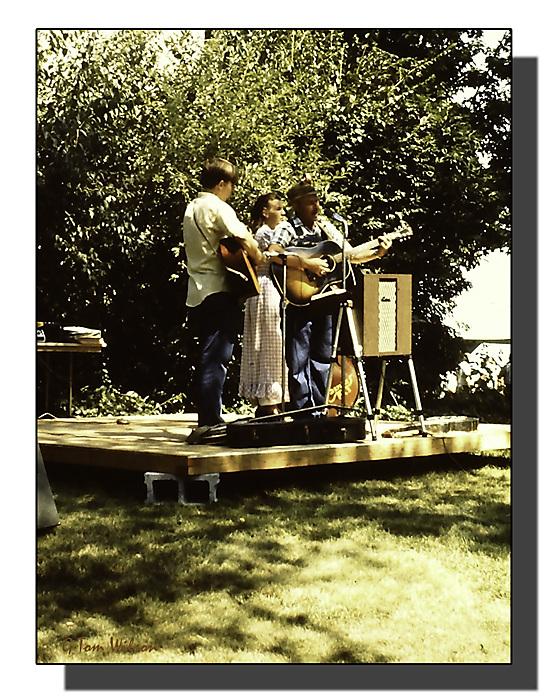 photoblog image Folk Trio