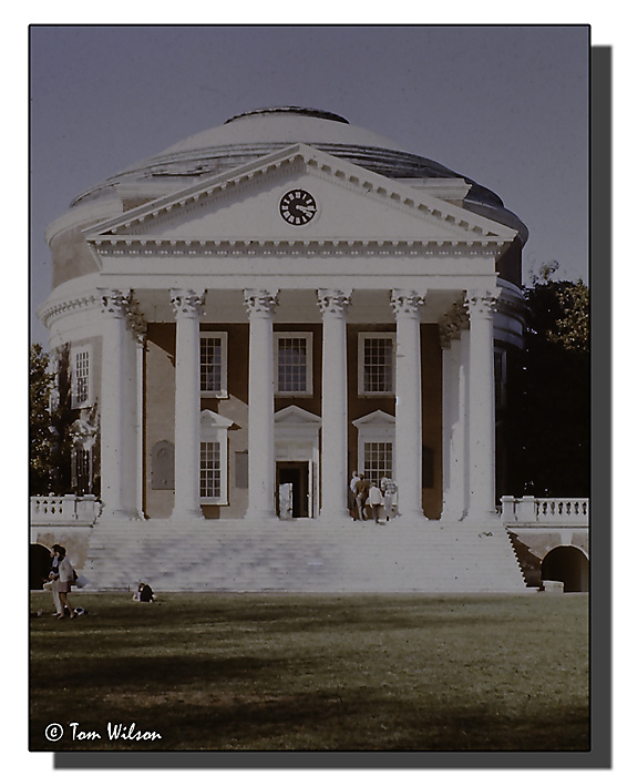 photoblog image University of Virginia