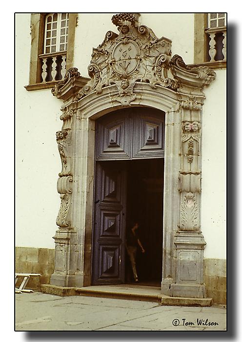 photoblog image Church Door