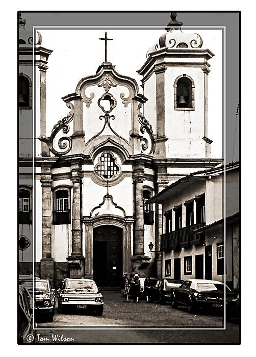 photoblog image Igreja De Nossa Senora de Pilar, Ouro Preto