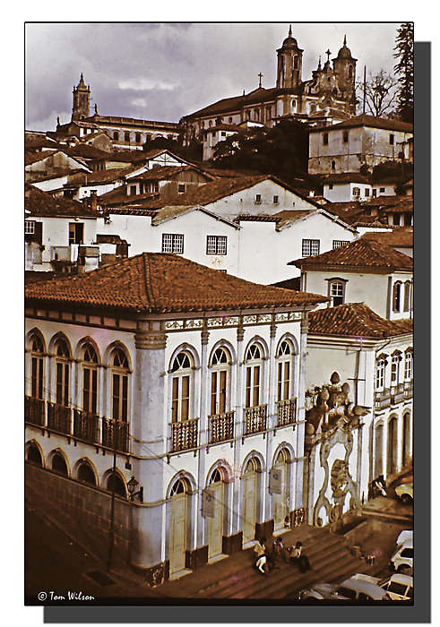 photoblog image Ouro Preto