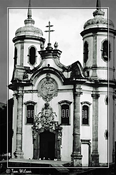 photoblog image St Francis Assisi - Ouro Preto