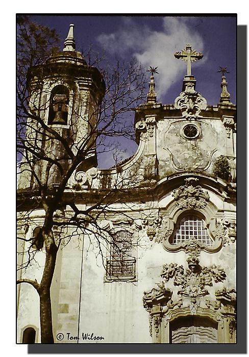 photoblog image Church Facade