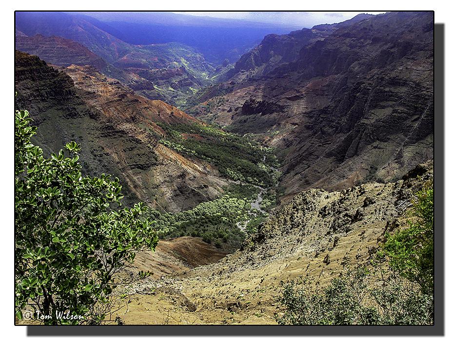 photoblog image Waimea Canyon