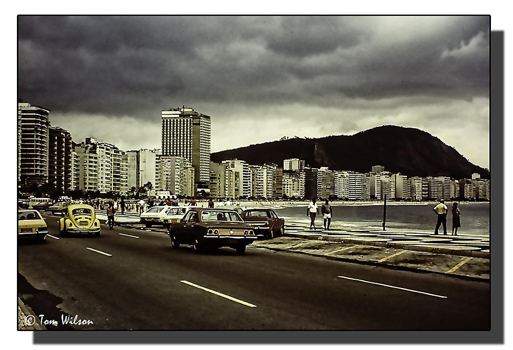 photoblog image Copacabana - 1979