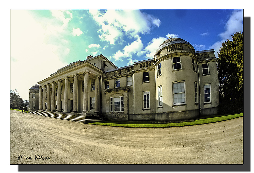 photoblog image Shugborough Hall