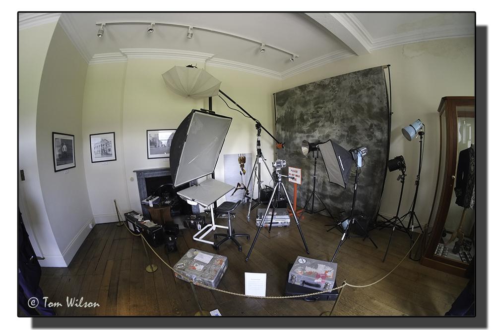 photoblog image Shugborough Hall - Portrait Studio