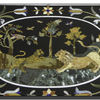 Marble marquetry!