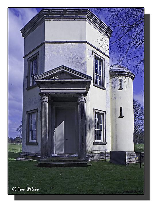 photoblog image Shugborough - Tower of theWinds