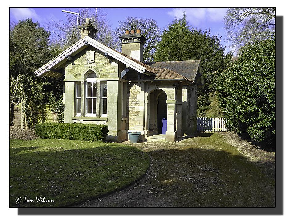 photoblog image Shugborough - Cottage