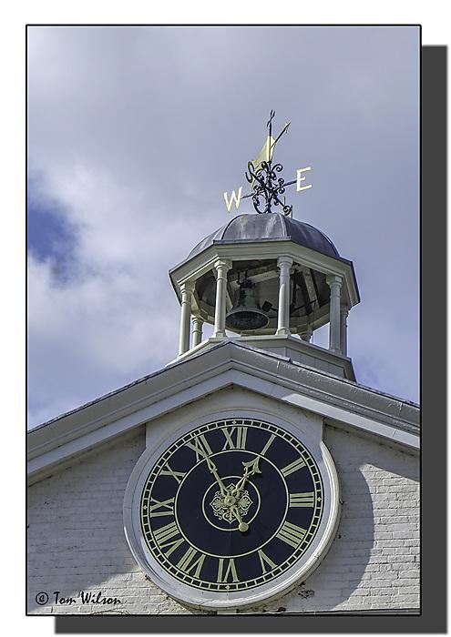 photoblog image Shugborough Hall - Clock