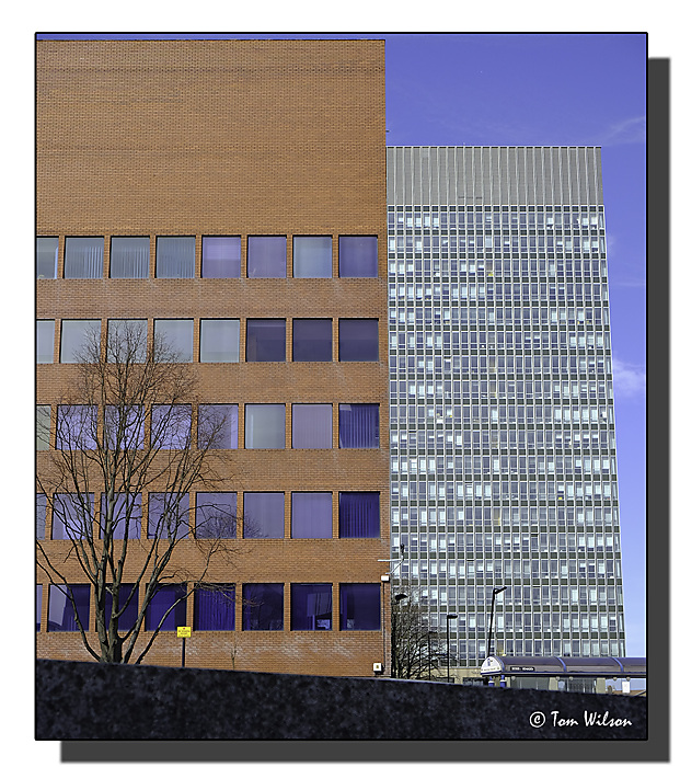 photoblog image Sheffield University