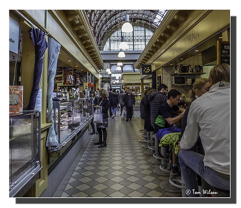 photoblog image Market Hall, Gothenburg
