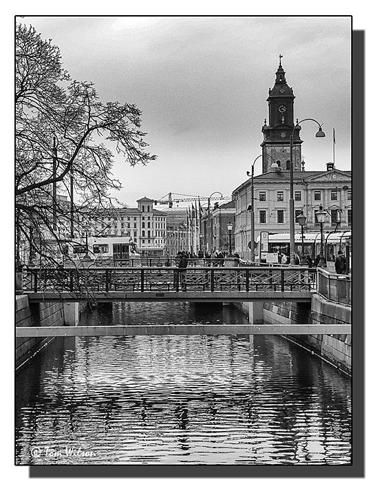 photoblog image Canal Scene - Gothenburg