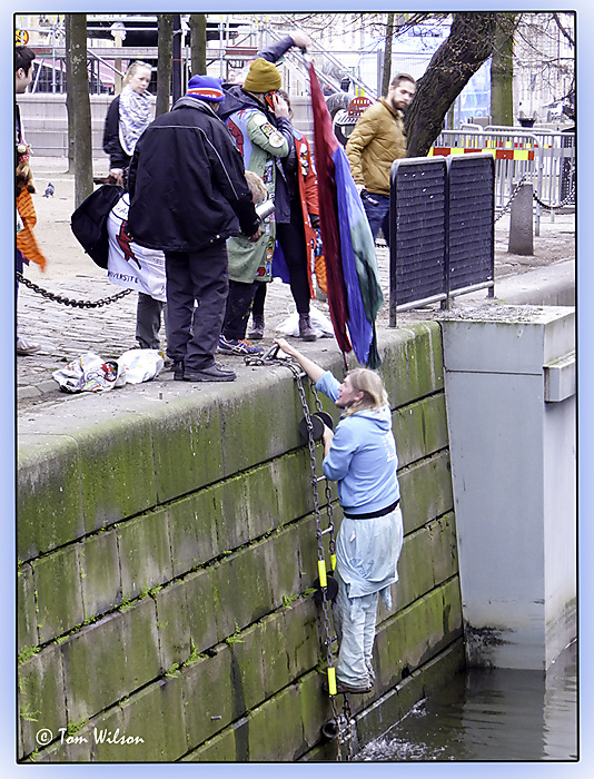 photoblog image The Rescue