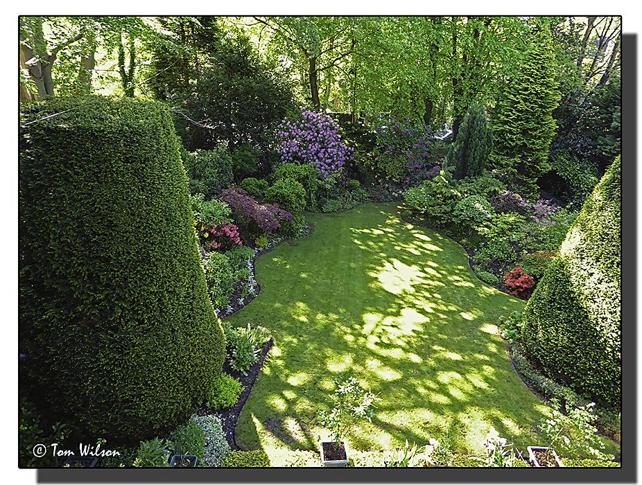 photoblog image A Springtime Garden