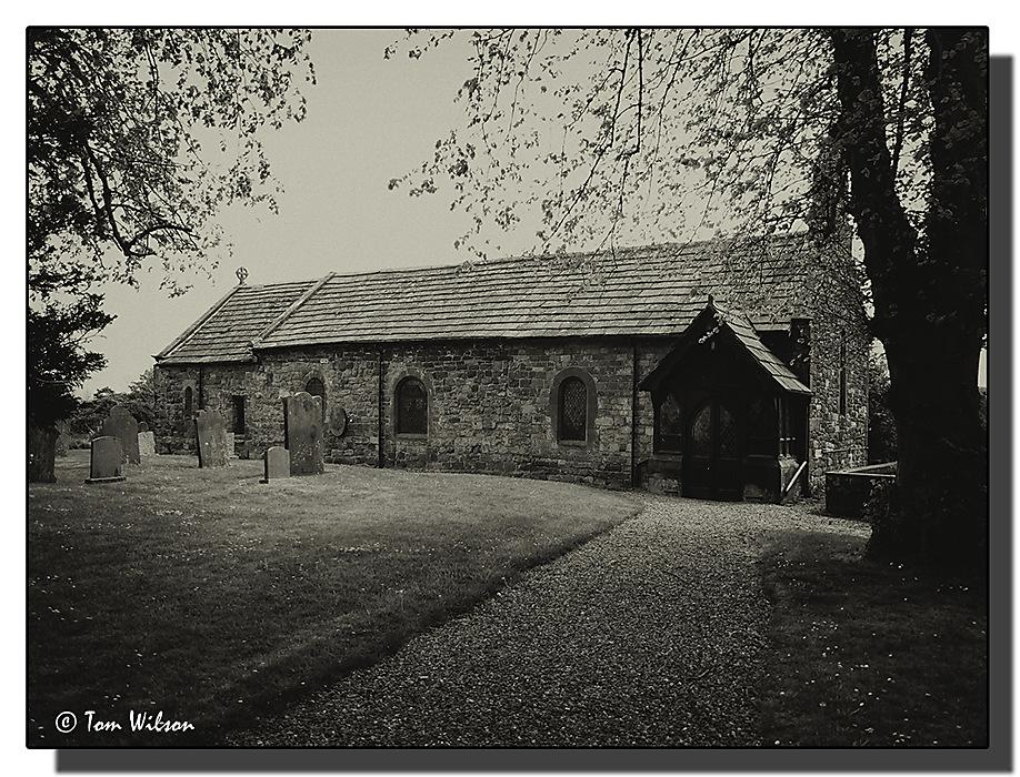 photoblog image Great Orton Church, Cumbria