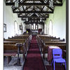 Great Orton Church, Interior