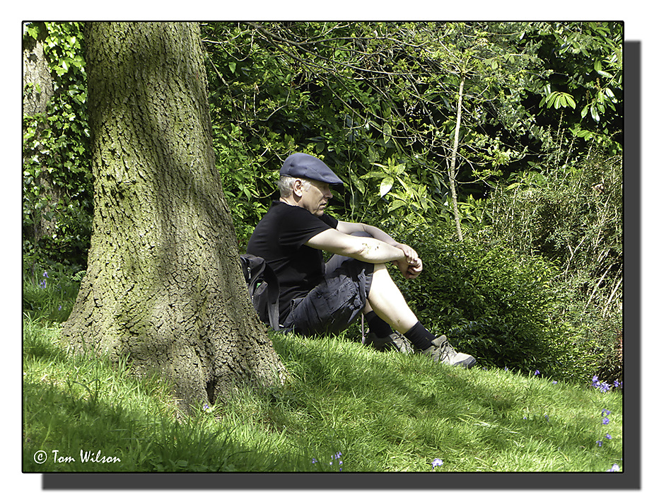 photoblog image Taking it easy