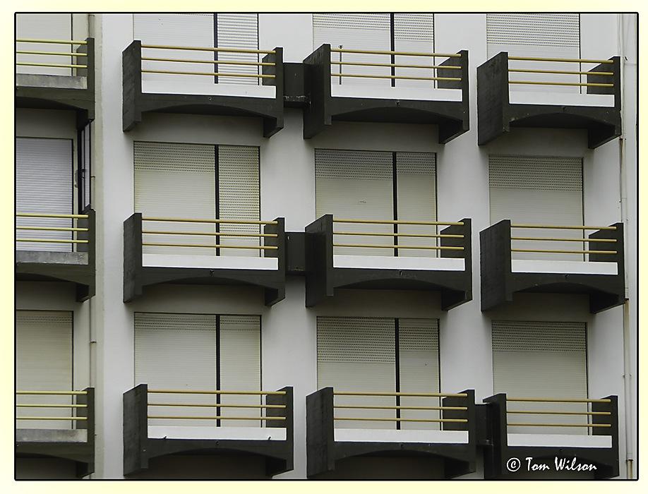 photoblog image Urban patterns 1/5