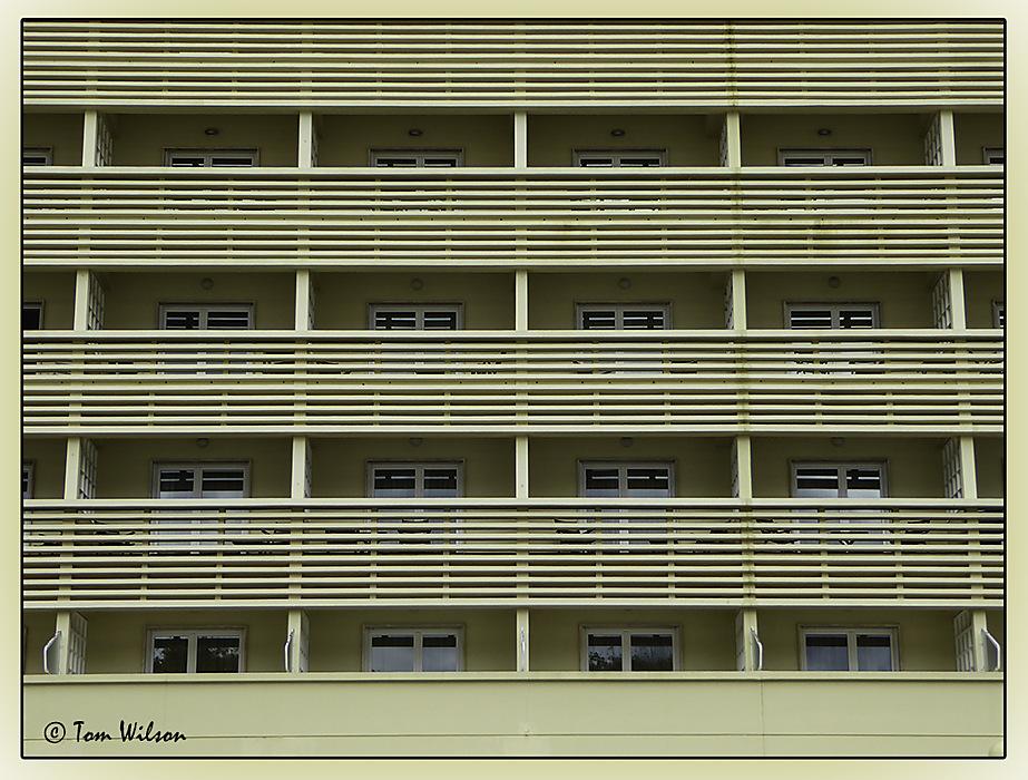 photoblog image Urban pattern 3/5