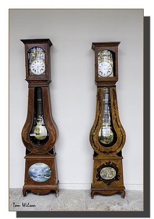 photoblog image Zamora -clocks