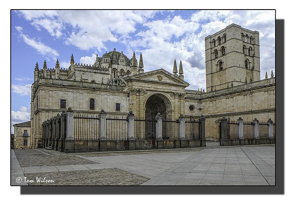 photoblog image Zamora - Cathedral