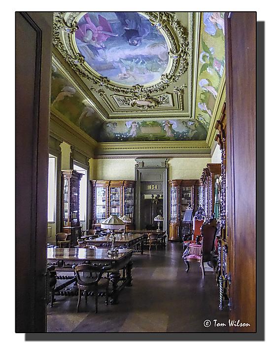 photoblog image Porto - Library of the old Stock Exchange
