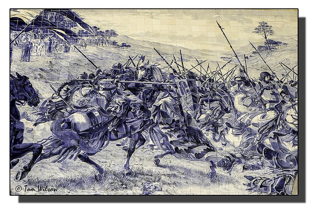 photoblog image Battle of Valdevez