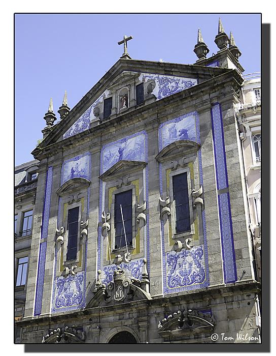 photoblog image Porto-Igreja de Santo António