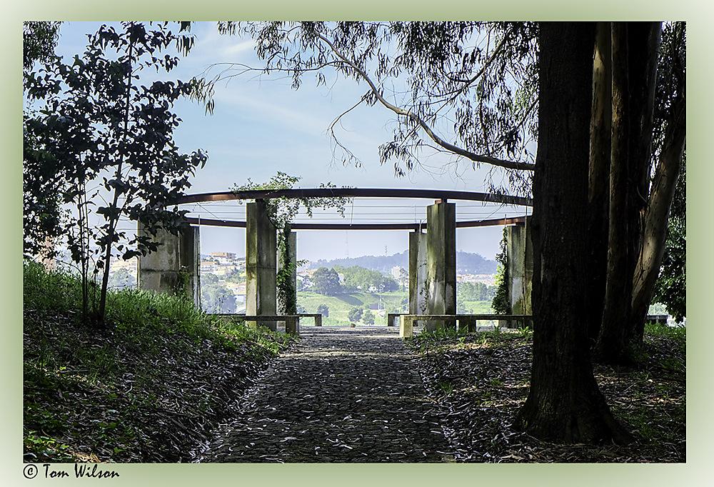 photoblog image In the pousada garden.