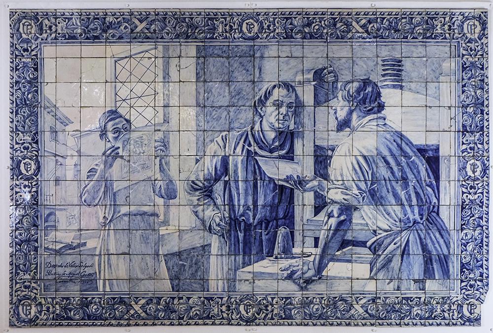 photoblog image Azulejos