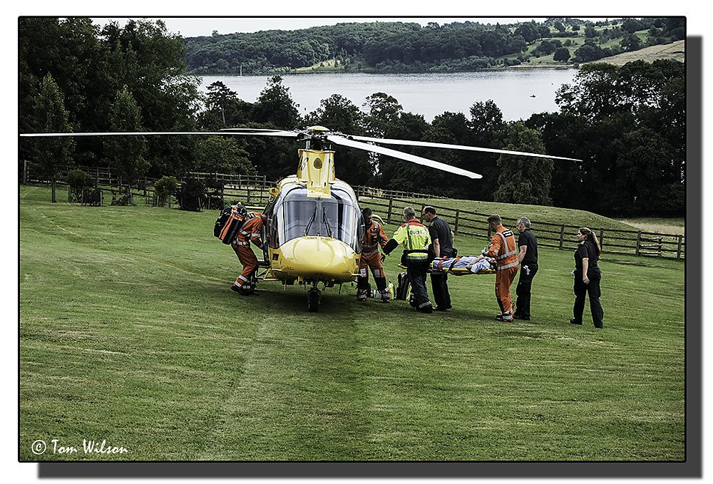 photoblog image Air Ambulance 2/3