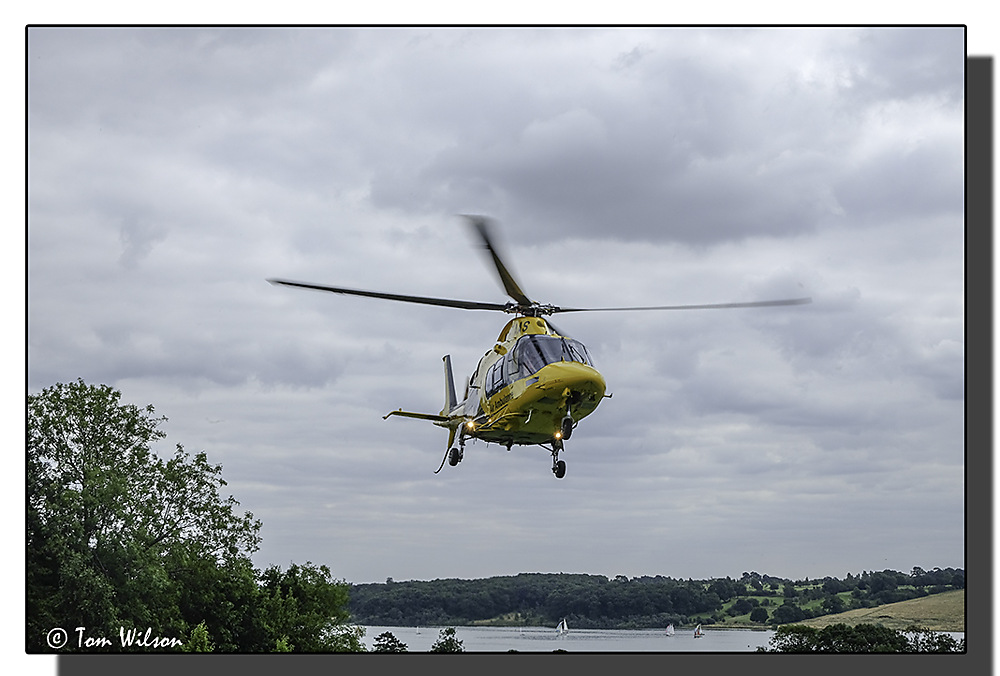 photoblog image Air Ambulance 3/3