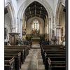 St. Andrews, Hambledon, Interior