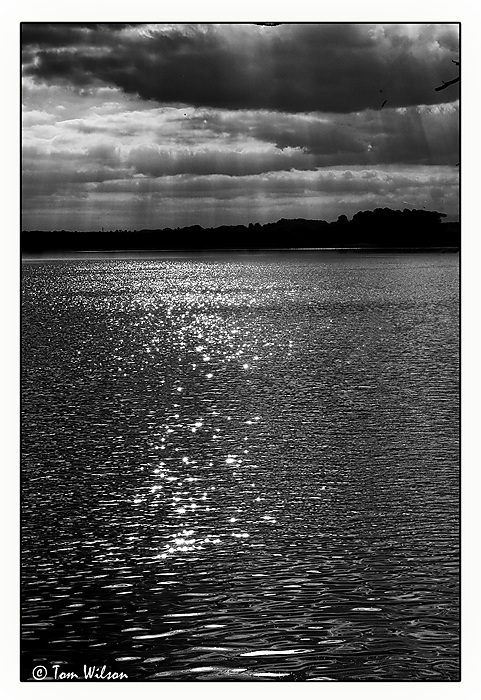 photoblog image Light on the water