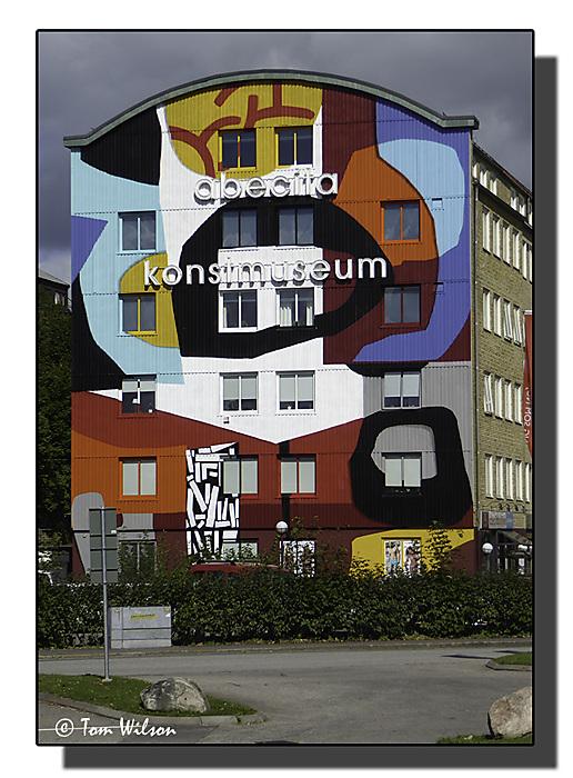 photoblog image Abecita art museum, Borås